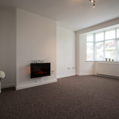 2 Bed Bexhill Living Room