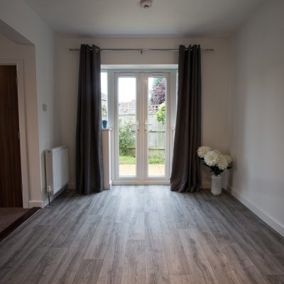 2 Bed House Bexhill Dining Space