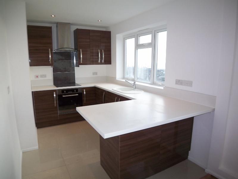 2 Bed Apartment Kitchen