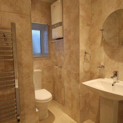Bathroom by The Goldeneye Group