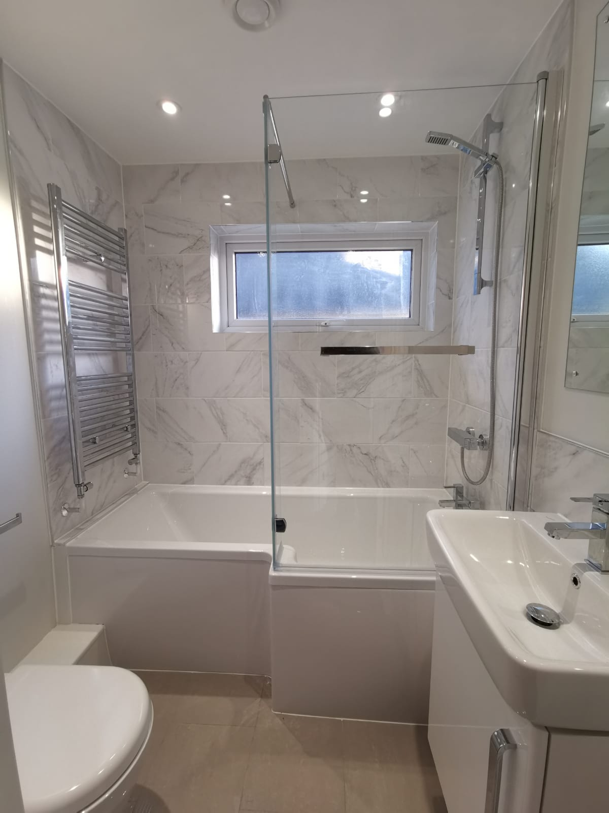 Holden Pk Rd Bathroom