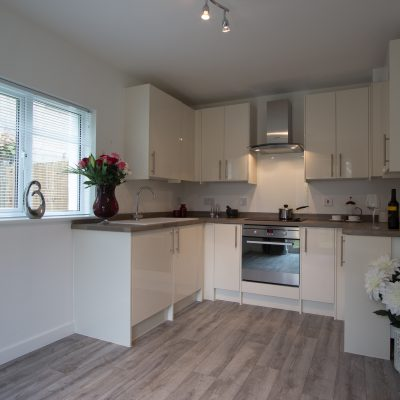 2 Bed Bexhill Kitchen