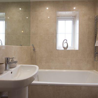 The Goldeneye Group Bathroom